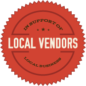 Local Vendors Badge