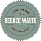 Reduce Waste Badge